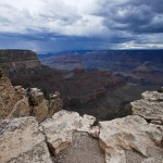 Travel Photography – The Grand Canyon Rain