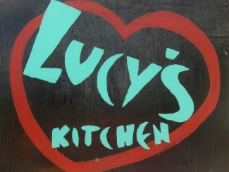 Lucy's Kitchen, Akumal, Mexico