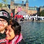 A Little RnR in Amsterdam