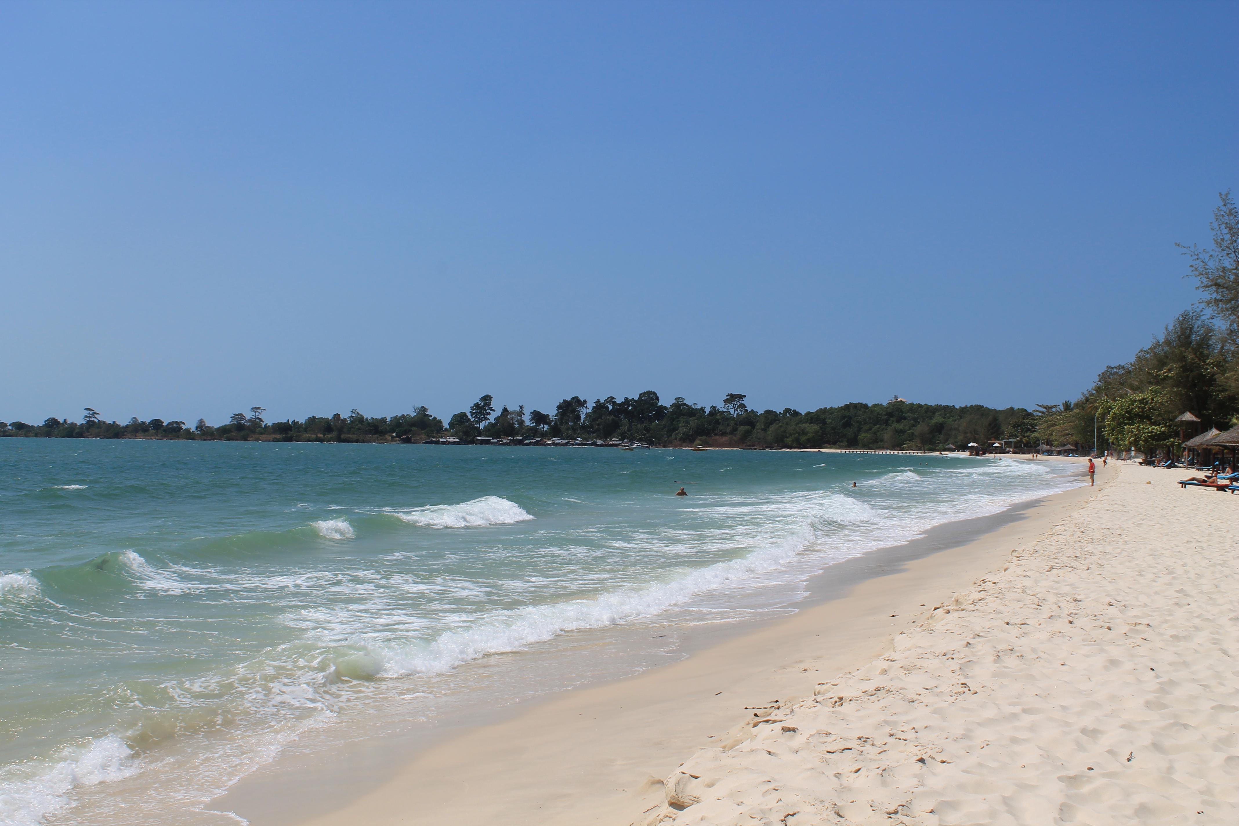 Discovering Cam... Beach